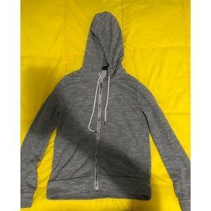 Forever 21 Grey Hoodie